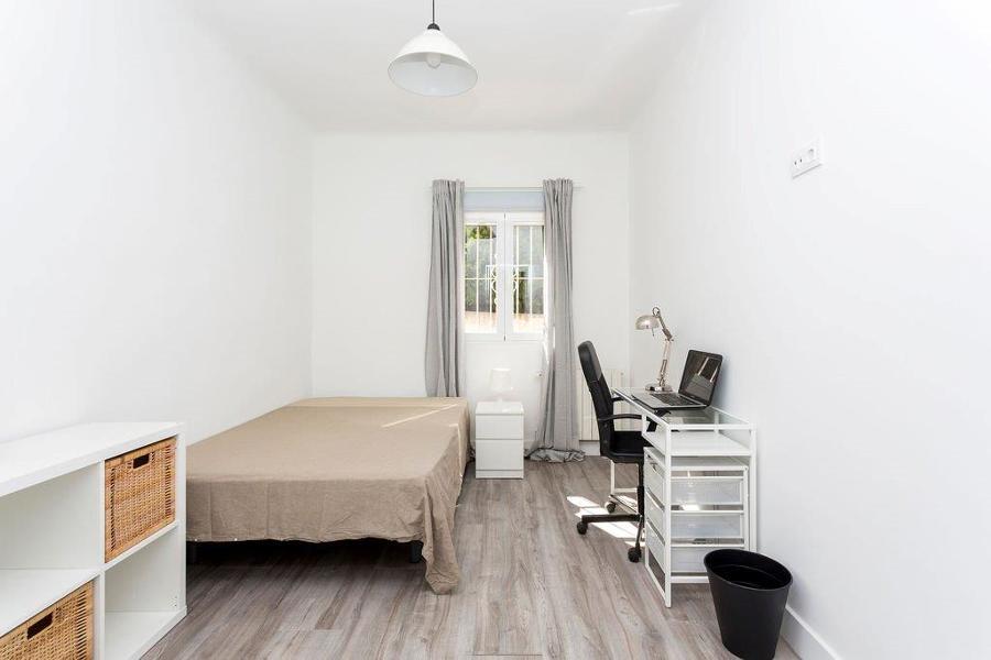 .habitación pequeña