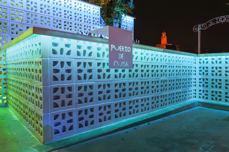 barra puerto de cuba