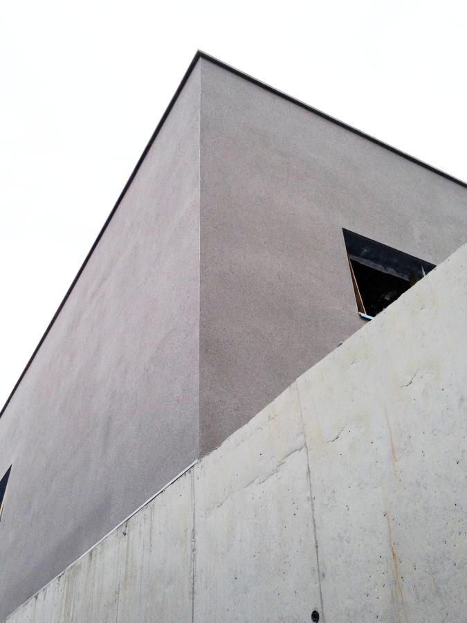 Obras - Detalle fachada