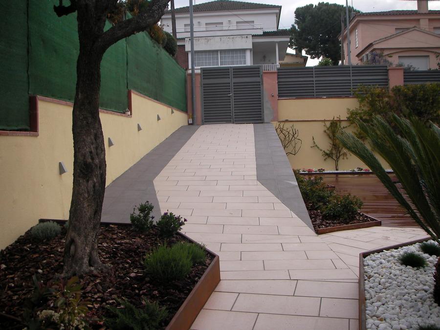 Jardin de dise o sin mantenimiento ideas reformas viviendas - Jardines sin mantenimiento ...