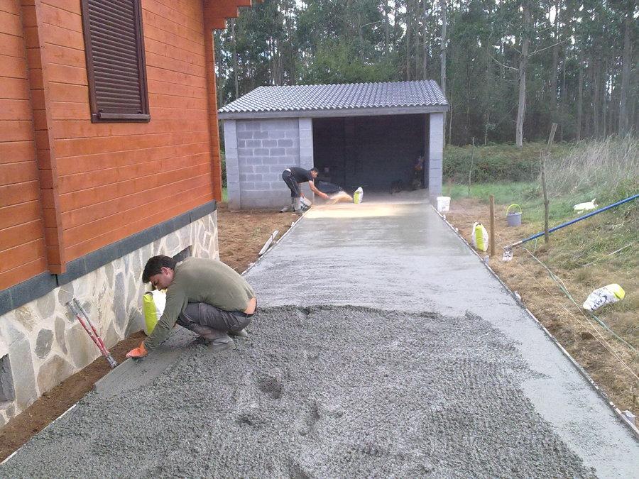 Pavimento de hormigon impreso ideas construcci n casas for Construccion casas hormigon