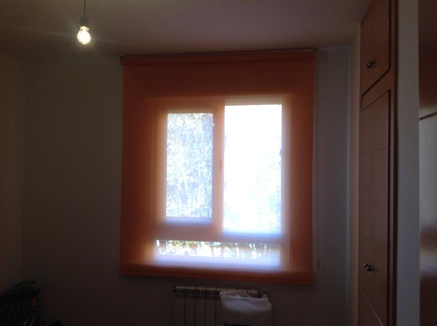 Cortinas enrollables polyscreen bandalux ideas decoradores for Precios cortinas bandalux