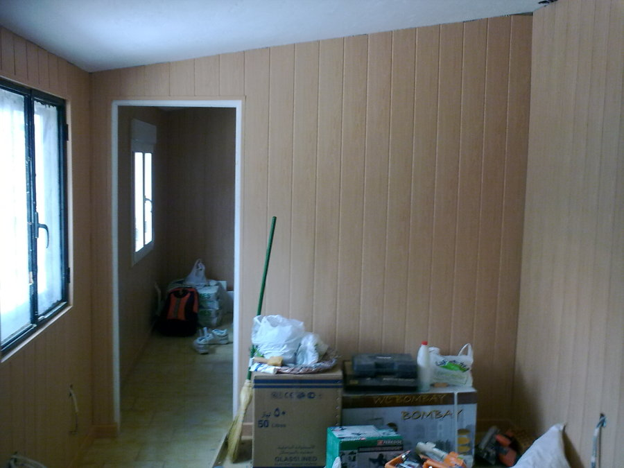 Reforma de casa baja ideas reformas viviendas - Impermeabilizar paredes interiores ...
