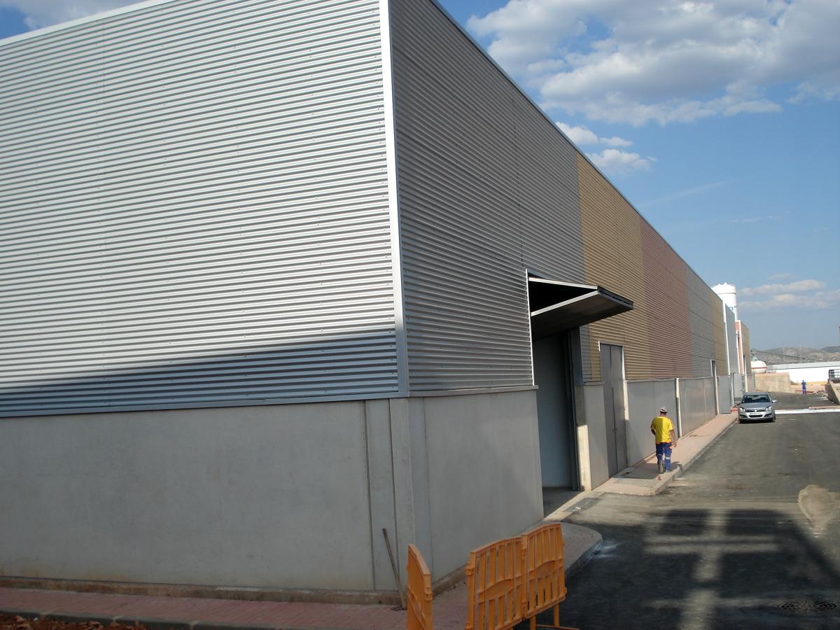 Foto Nave Industrial Solar A De Areserco Construcciones