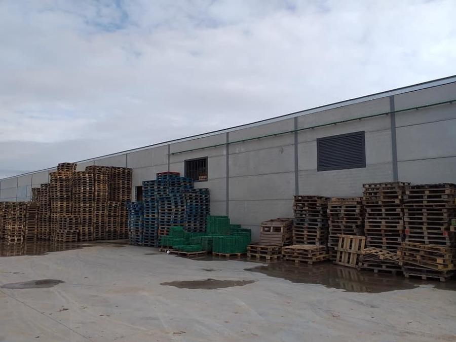naves almacenaje y logistica
