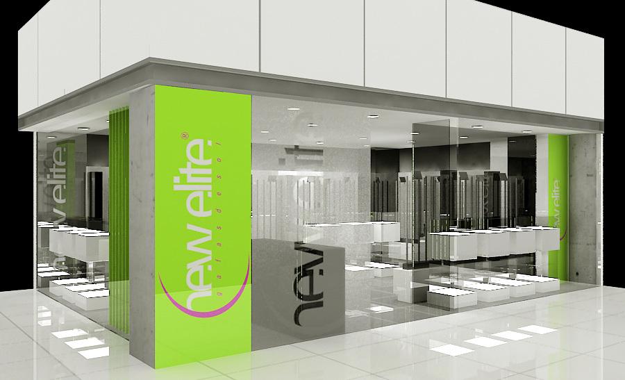 New lite centro comercial serrallo plaza granada ideas - Centro comercial serrallo granada ...