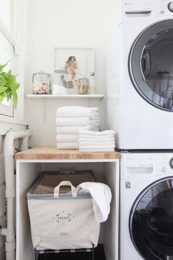 lavandería pequeña