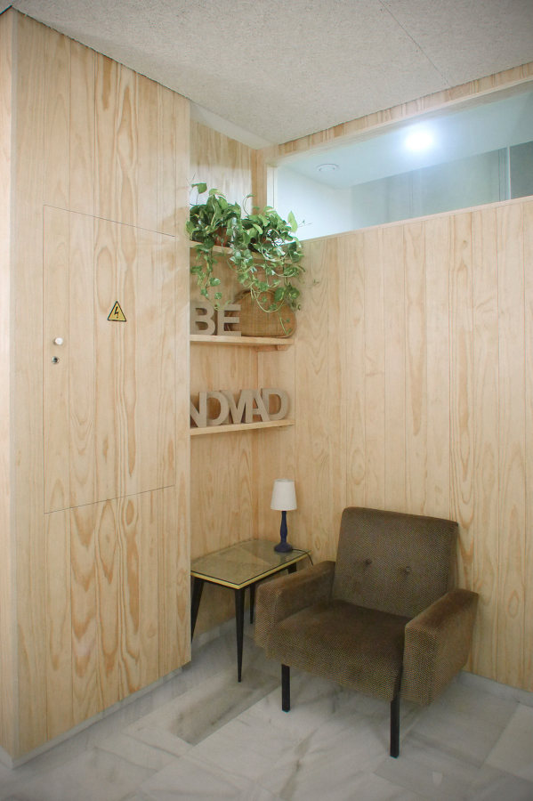 Nomad Hostel-distribuidor planta primera
