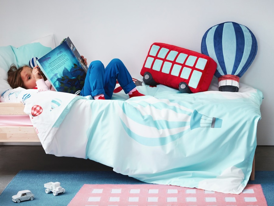 Novedades IKEA 2019 Textiles cama niños