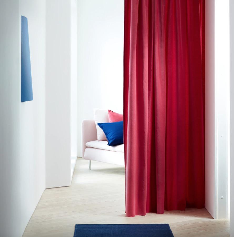 novedades IKEA invierno 2019 cortinas