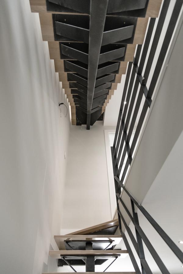 Nucleo de escaleras