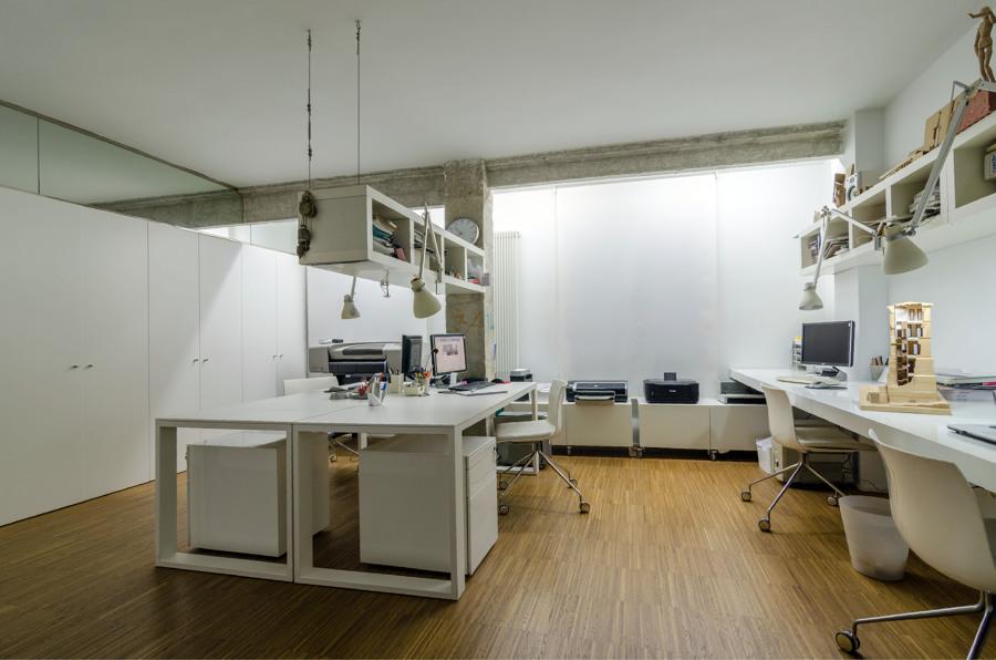 Foto nuestro estudio de arquitectura de arquitectos elsa - Estudios de arquitectura sevilla ...
