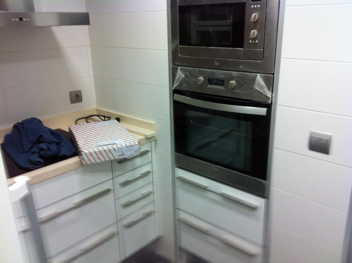 Nueva cocina.