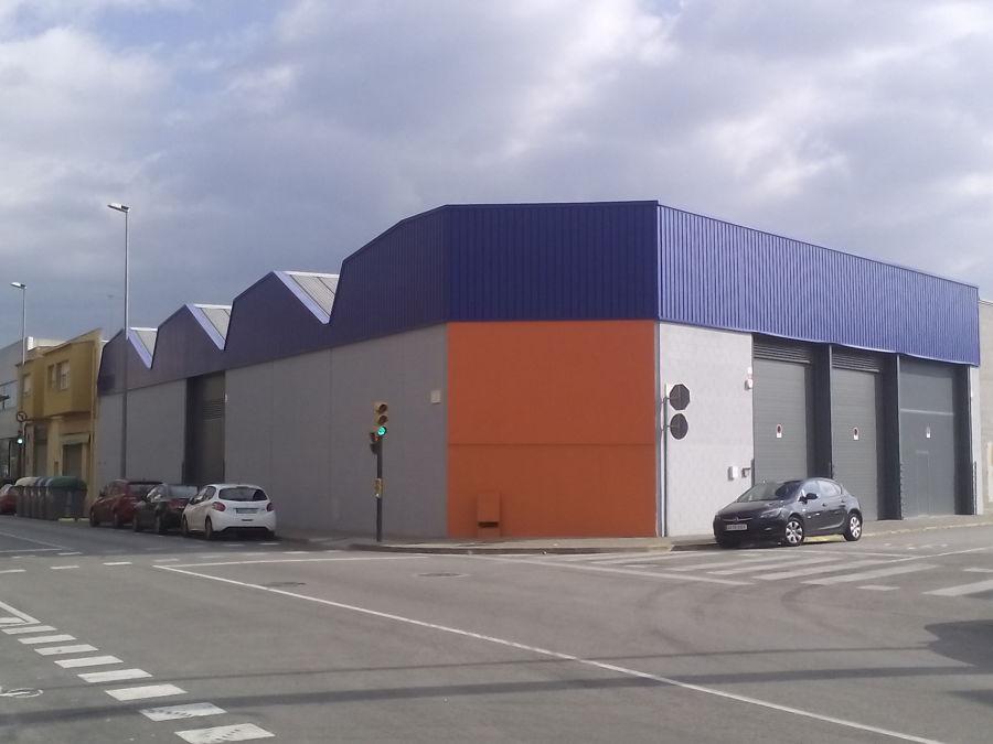 Nueva instalacion de trasteros en Girona