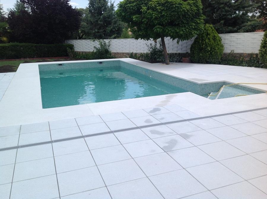Piscina privada en molino de la hoz ideas construcci n piscinas - Proyecto piscina privada ...