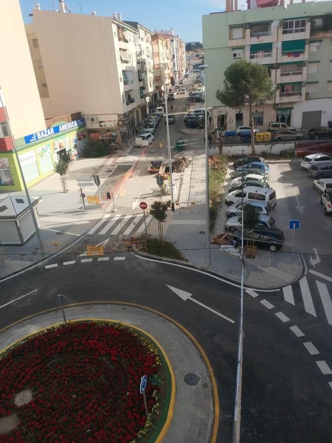 Nueva Rotonda de Vélez Malaga