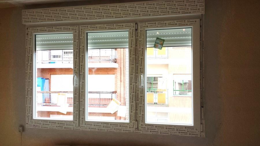Instalaci n de ventanas de pvc k mmerling en albacete for Pvc kommerling opiniones