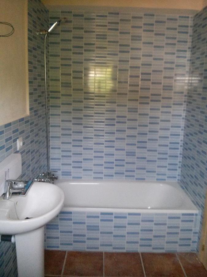 Nuevo baño de para invitados