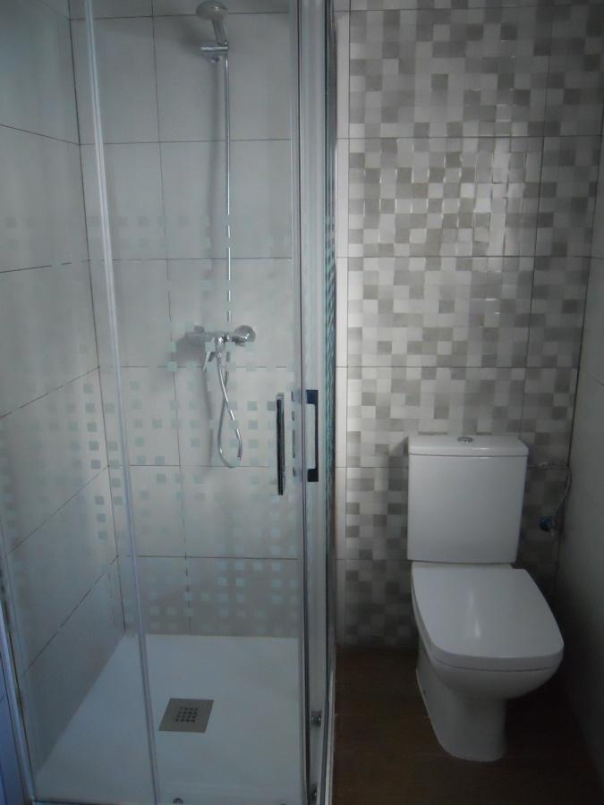 Nuevo baño superior