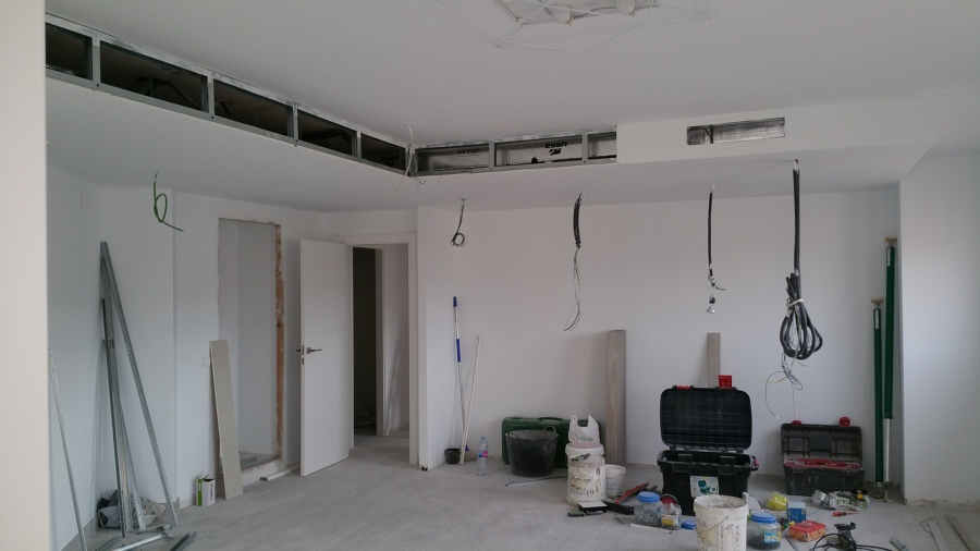 Nuevo dormitorio principal
