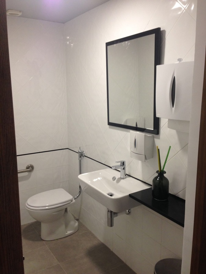 Nuevos baños