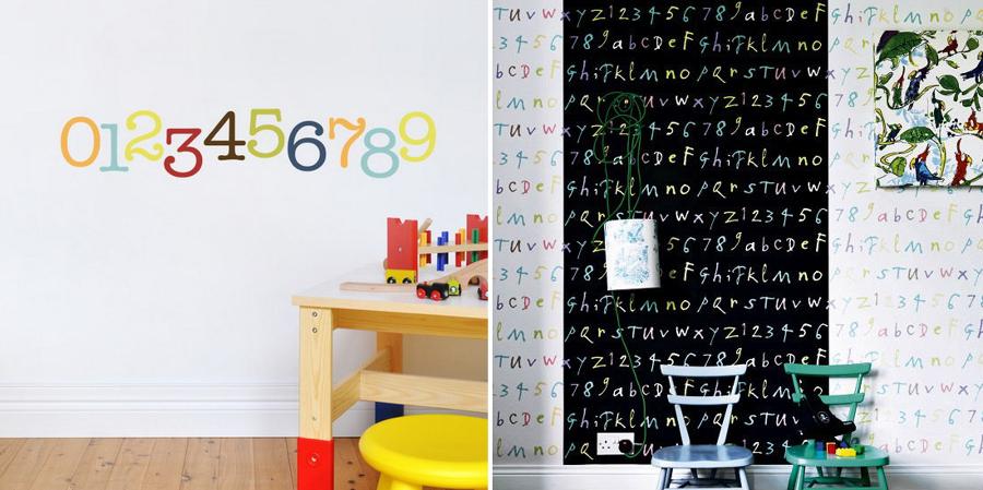 números para aprender a decorar