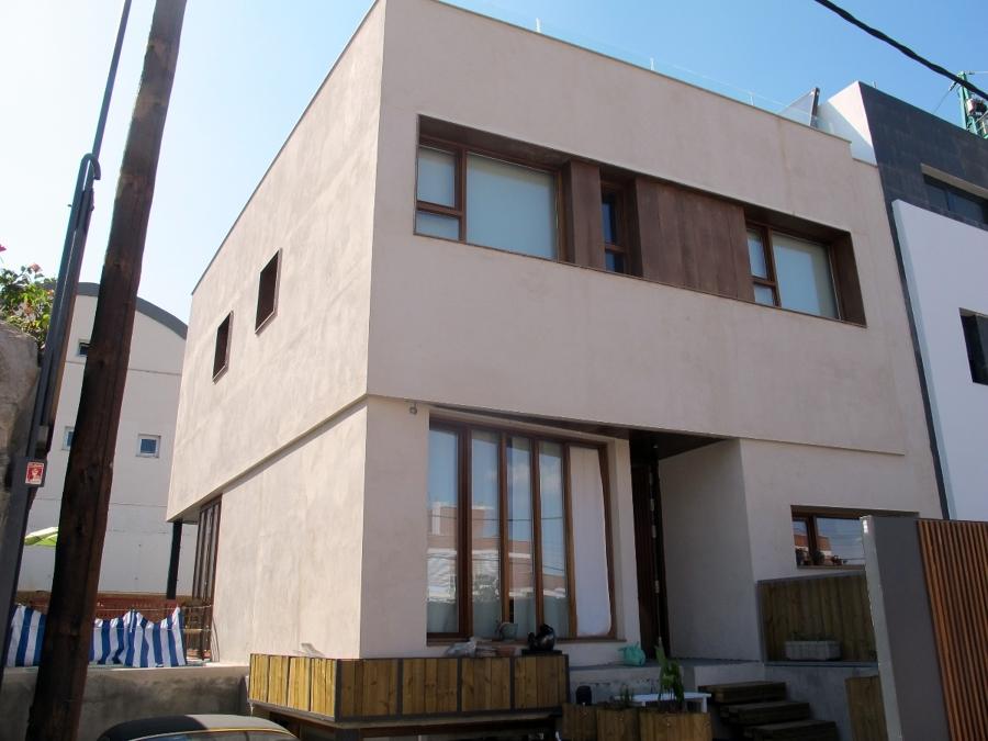 obra nueva - vivienda unifamiliar sostenible