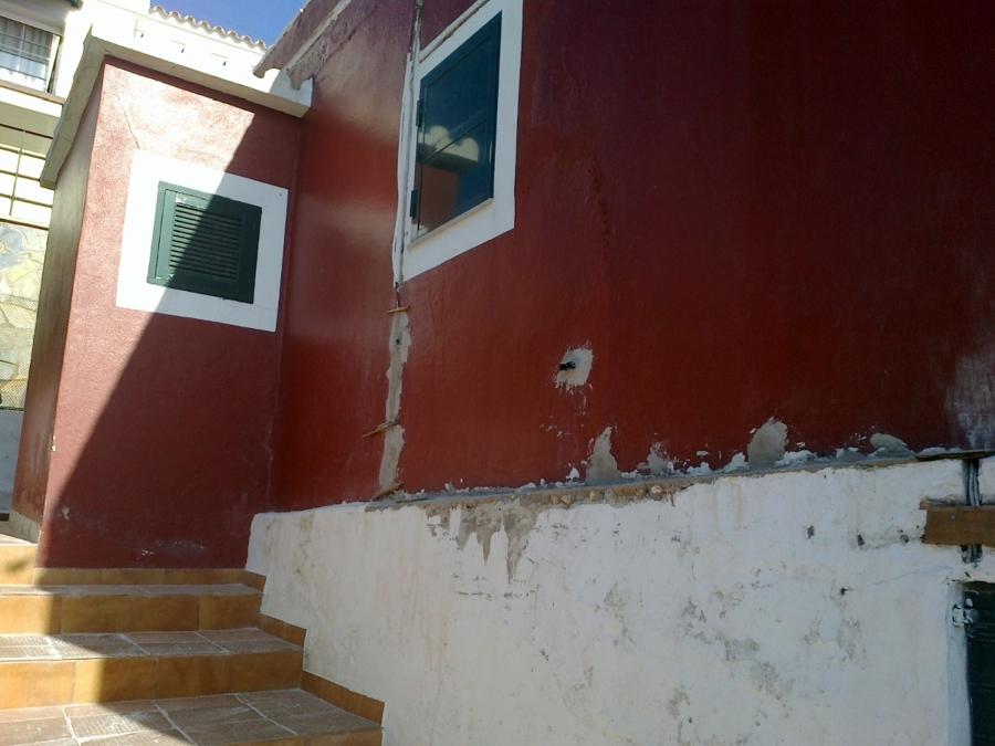 Obra port ma sant antoni ideas alba iles - Muros sinteticos decorativos ...