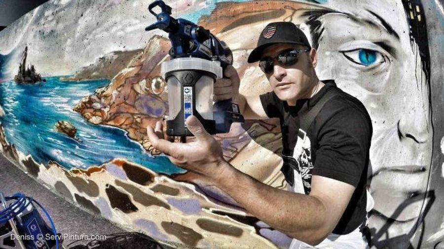 Obras de pintura de alta tecnología