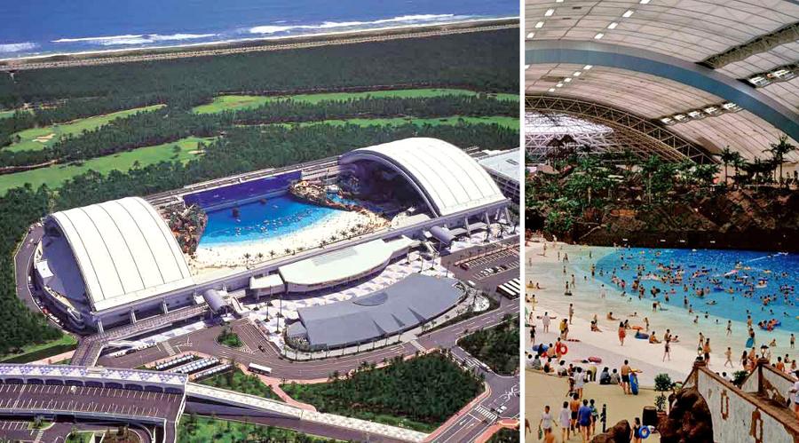 Mu rete de envidia con las piscinas m s impresionantes del for Piscina mas grande del mundo chile