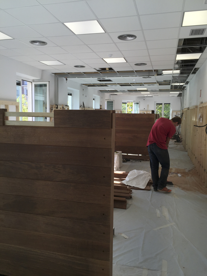 Foto oficina de reformas madrid 1065168 habitissimo for Oficinas ss madrid