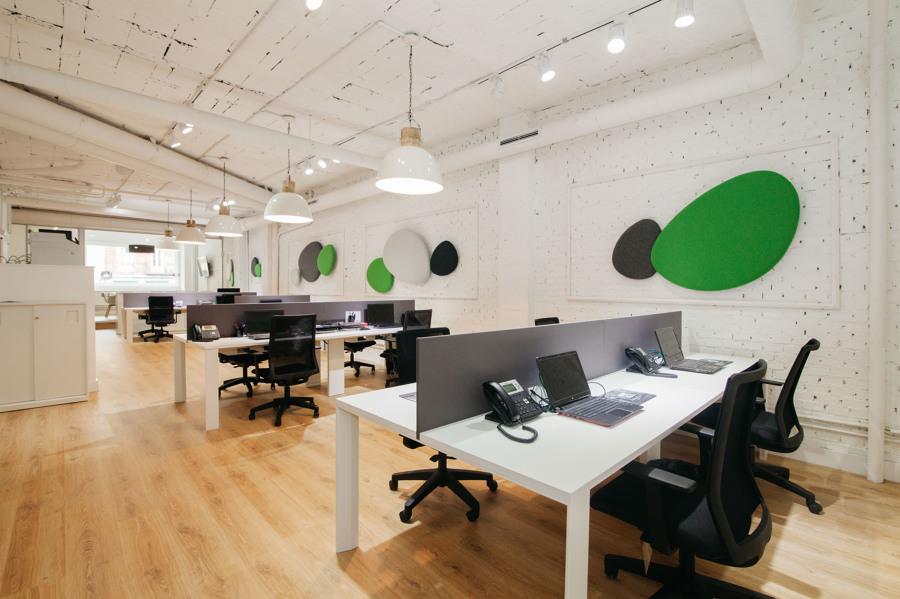 Oficina En Diego De Le N Ideas Construcci N Casas