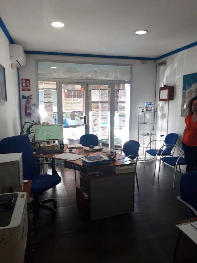 Oficina -Antes