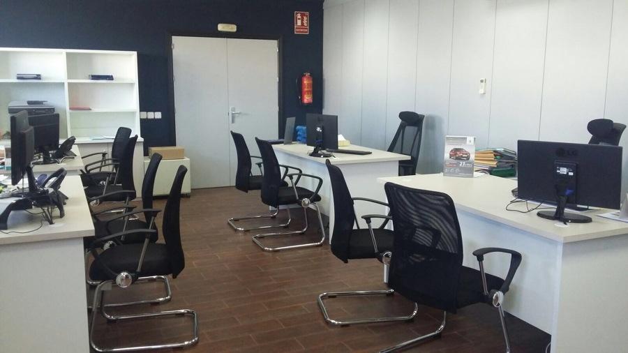 Oficinas grupo vi aras toledo ideas muebles for Oficina atencion al contribuyente madrid