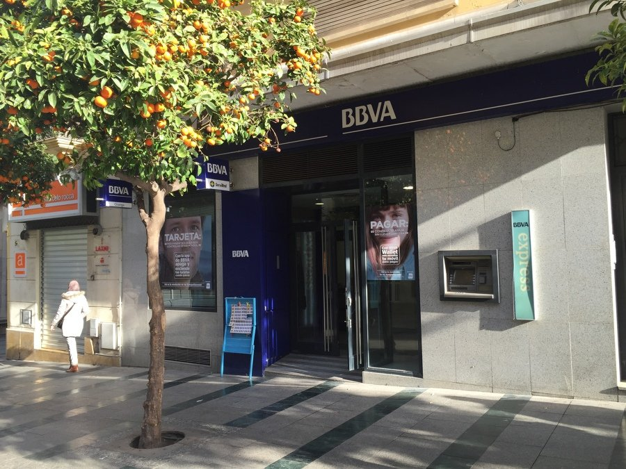 Oficinas banco bilbao vizcaya ideas reformas viviendas for Oficinas bbva toledo