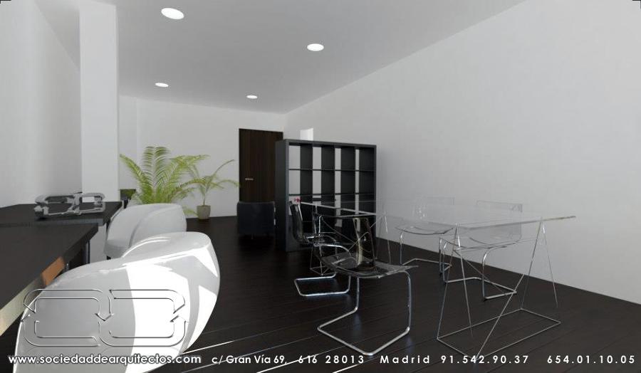 oficina centro madrid ideas arquitectos