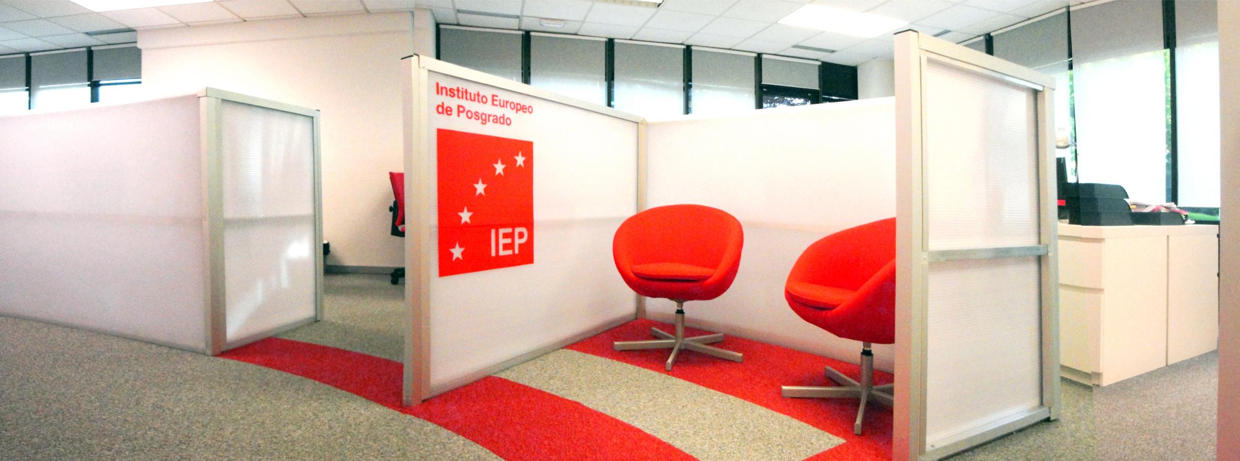 Oficina en alcobendas para instituto europeo de posgrado for Proyecto oficina