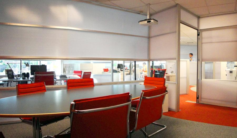 Oficina en Alcobendas. Proyecto y ejecución