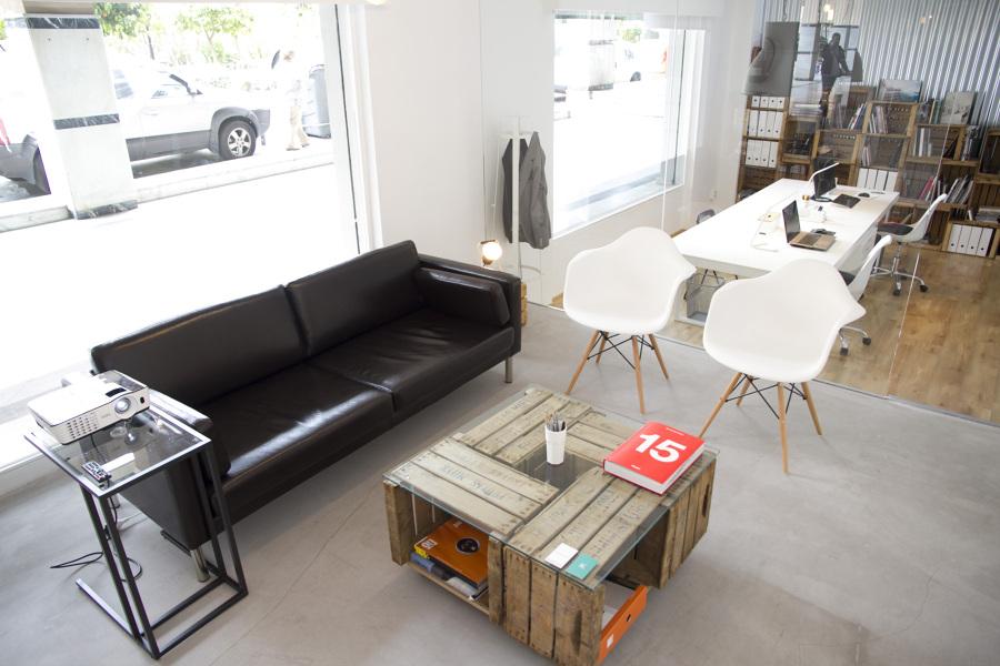 Foto oficina ka arquitectos de ka arquitectos 876724 for Caja de granada oficinas
