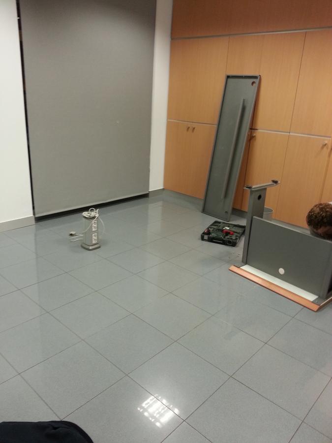 Oficina Limpia