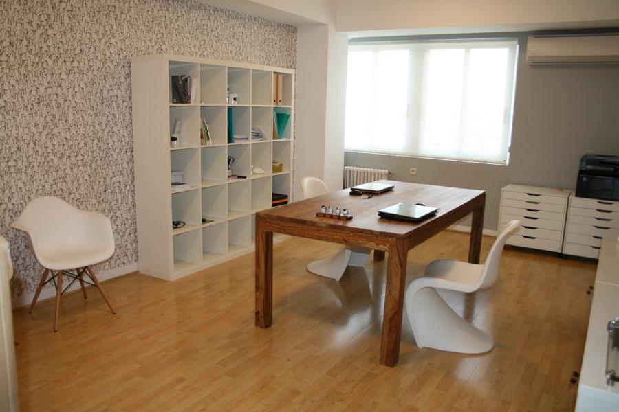 Oficina low cost ideas reformas oficinas for Muebles de oficina low cost