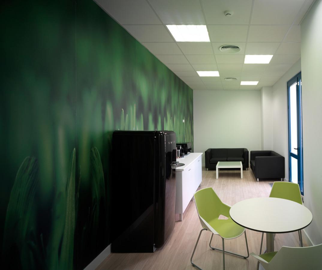 oficinas complejo ideal sevilla ideas reformas oficinas
