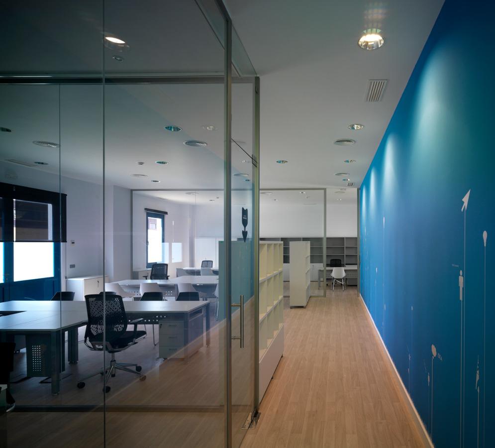 Oficinas complejo ideal sevilla ideas reformas oficinas for Oficinas bankia sevilla