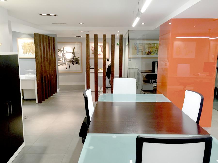 Oficinas en Mendez Nuñez (Zaragoza)
