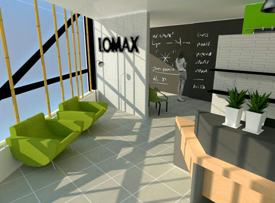 Oficinas lomax en madrid ideas decoradores - Decoradores en madrid ...