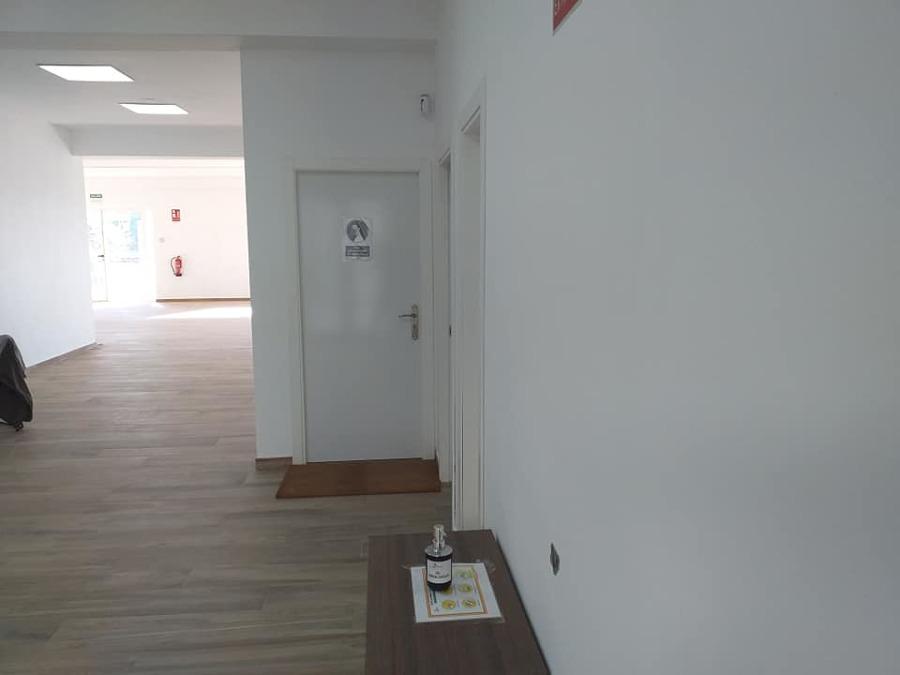 Oficinas planta baja