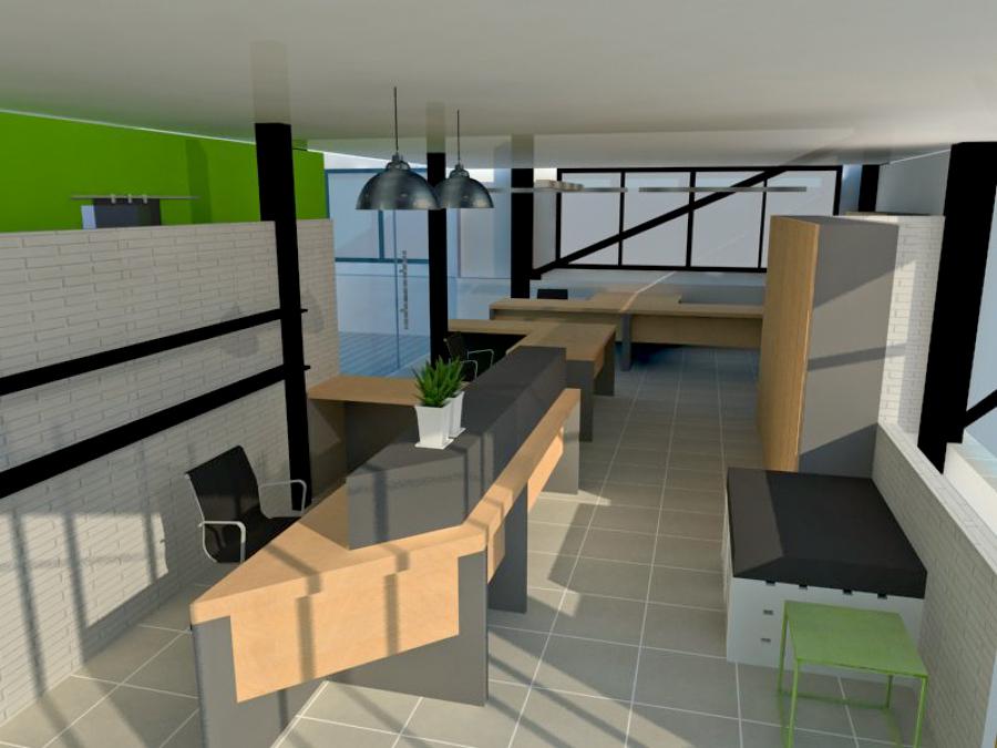 Oficinas lomax en madrid ideas decoradores for Oficinas ss madrid