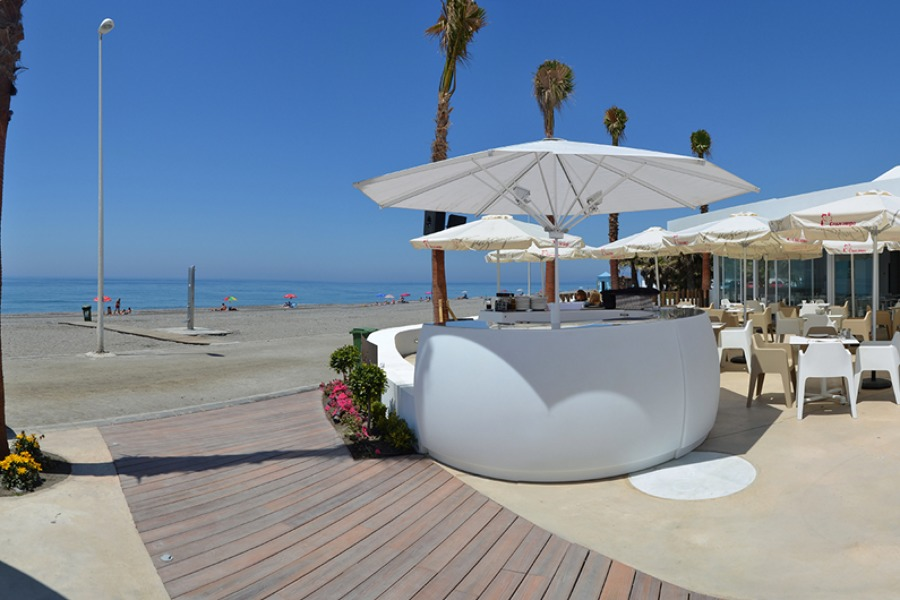 Oleaje Chill Out-Restaurante