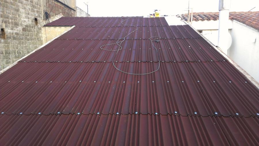 Reforma de tejado ideas tejados - Precio onduline bajo teja ...