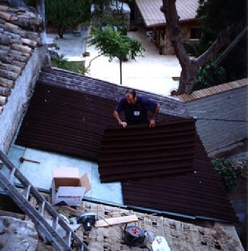 Casa residencial familiar instalacion de ventanas - Mosquiteras granada ...